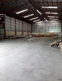 Taç Gayrimenkul'den 1000 m2 işyeri 200 kw elektrik güç kiralık
