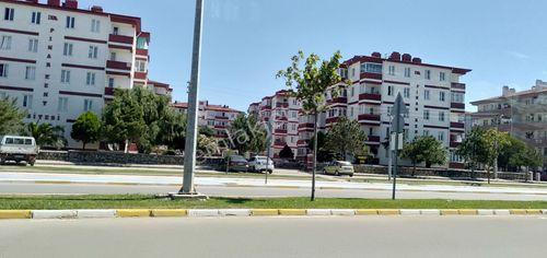 Burhaniye Cumhuriyet mahallesi nde lüks daire