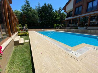 Kilyos Suncity 2 de 4 katlı Satılık Eşyalı Villa