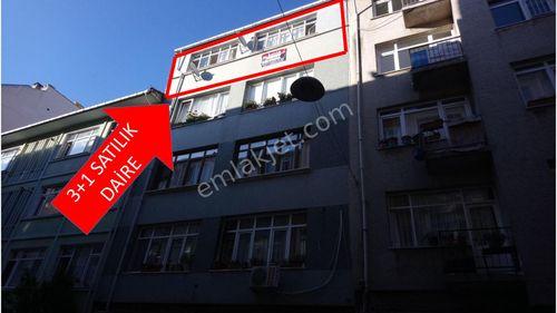 3+1 Fatih Akşemsettin Mah.de Lokasyon Değeri Yüksek Satılık Daire