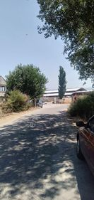 Burhaniye şahinler köyü asfalt cephelii arsa