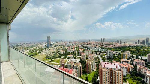 ONE TOWER'DA SIFIR EŞYALI BALKONLU KİRALIK 2+1 LÜKS DAİRE