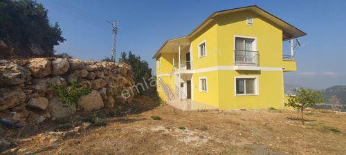 Mersin Sinap Köyünde 900m2 içerisinde 2 Katlı Mustakil Yayla Evi