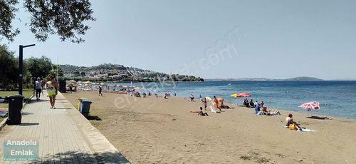 Deniz manzaralı tribleks villa