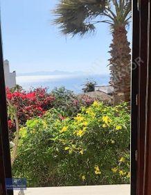 Muhteşem manzaralı,özel plajlı 15 Ağustos- 15 Eylül kiralık 4+1