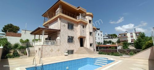 Full Deniz Manzaralı Satılık Villa