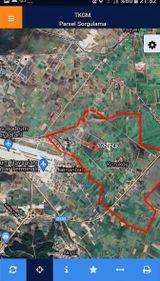 Milas Koru'da Satılık 14.500 m2 Arazi