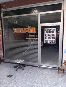 Zafer caddesi de Osman gökbulut pasajı içinde kiralık işyeri