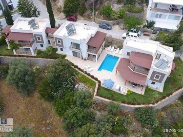 Yalıkavak Gökçebel'de Komple Satılık Butik Site (3 Villa)