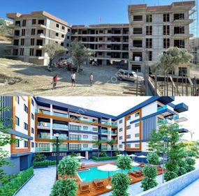 Kuşadası Değirmendere de Satılık 2+1 Rezidans Life!!