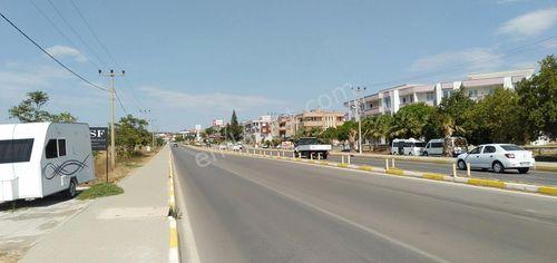 Gömeç Karaağaç merkezde İzmir yoluna cepheli daire