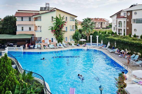 SEÇKİN EMLAKTAN SİDE BÖLGESİNDE SATILIK HOTEL 90 ODALI