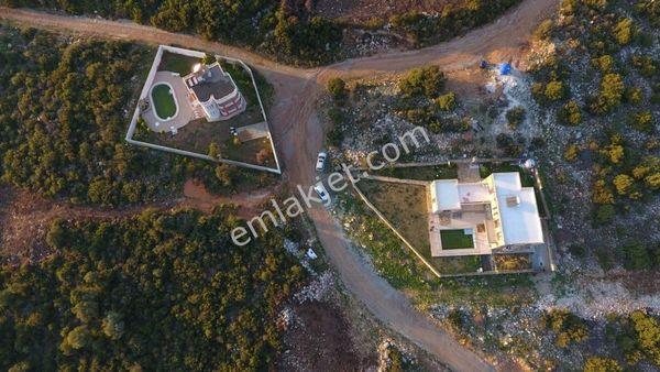 Didim Bölgesinde Yatırımlık Göl Manzaralı Villa İmarlı Arsalar