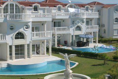 Belek  te 4+1 tribleks özel havuzlu muhteşem villa