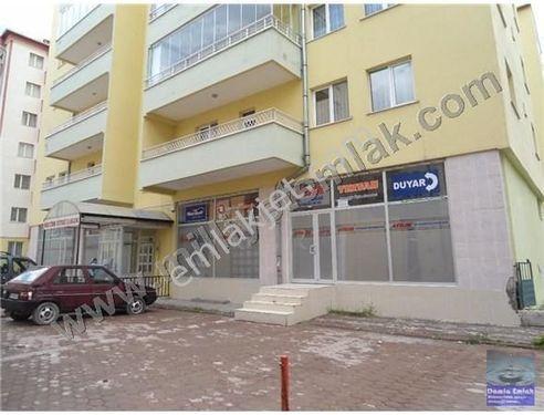 Damladan M Akif Ersoy mah satılık dükkanlar