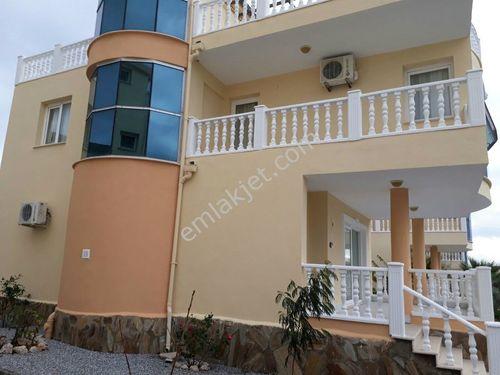 Taşkıran Emlaktan Didim Akbükte 5+1 300 m2 Triplex Villa Yazlık