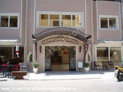 Müjgan Emlak Marmaris İçmeler 38 Odalı Plaja 2dk Mesafede Otel