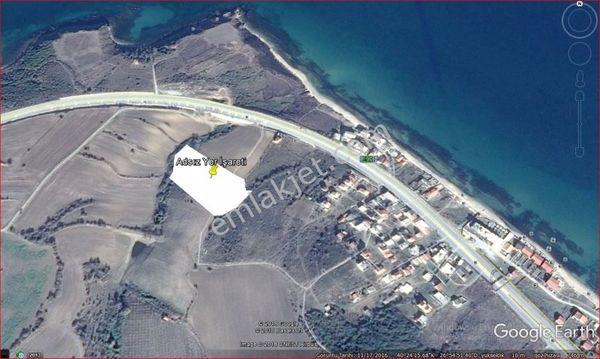 Çanakkale-Biga asfalt üzeri iki parça arazi satılıktır