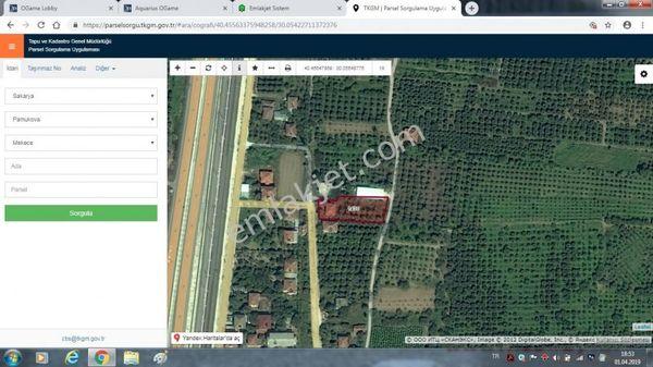 sakarya pamukova mekece mahallesinde 2 katlı mustakıl ev