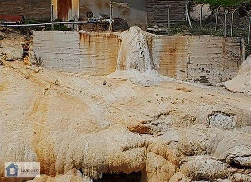 Aksaray İlinde Termal Tesis Yapılabilir Satılık Arazi...