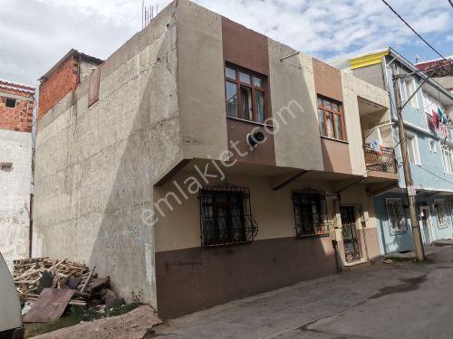 Bursa Yıldırım Karapınar mhde satılık 2katlı müstakil ev bina
