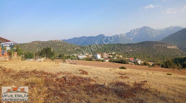 Korkuteli korucak mah 600m2 imarlı panorama ev villa lik arsa