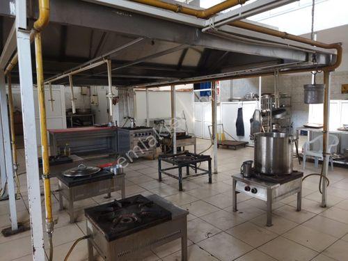 Fox Group'dan Özsan'da DEVREN KİRALIK Yemek Fabrikası