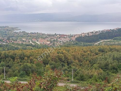 Sapanca Hacımercanda Göl Manzaralı Arsa
