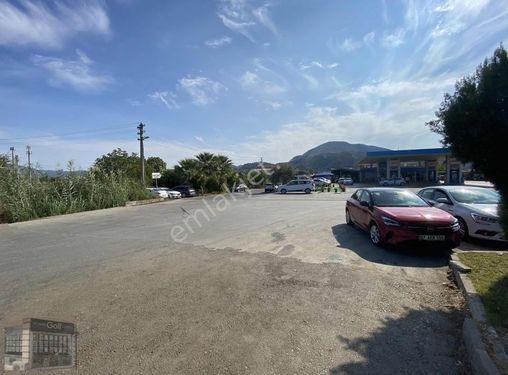 Dalaman havalimanı yolu üzerinde 378 m2 satılık arsa