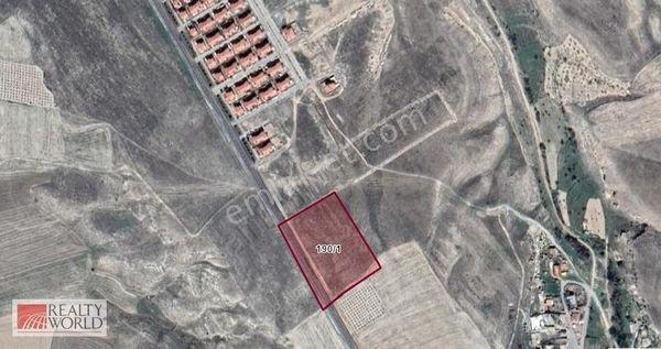 Nevşehir, Avanos Aktepe Mah. Satılık Karşılıklı 2 Tarla