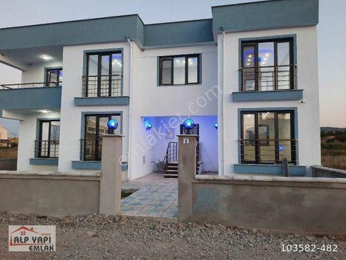 Gönen Oksijen Deposu Denizkent'te Sıfır Lüks Villamız Satılıktır