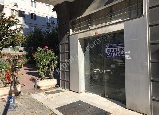 Gayrettepe'de Torun ve Quasar'ın yanında 250 m2 satılık dükkan.