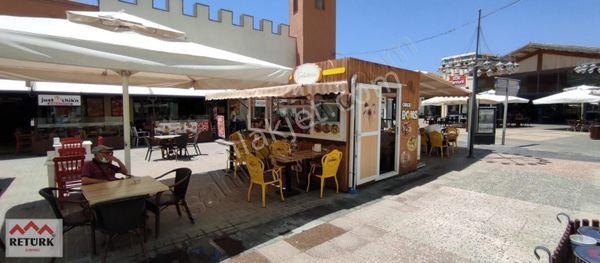 Söke-Bodrum Karayolu üzeri Novada Avm de devren kiralık cafe