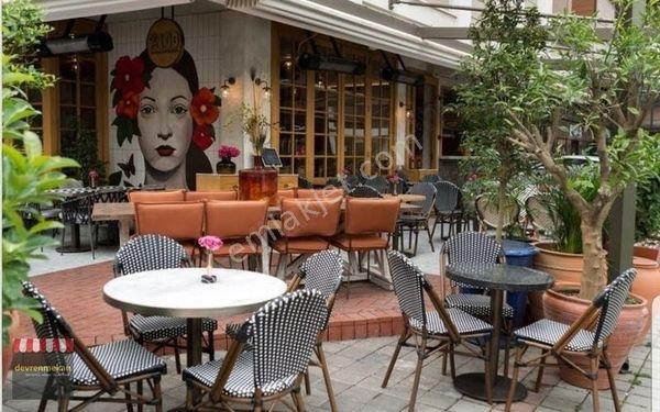 Eminönü Tahtakalede aylık 500 bin cirolu devren restoran
