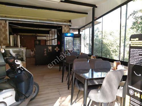 DEVREN SATILIK EKONOMİ ÜNV'NE 200 M KÖŞE KONUMLU RESTAURANT CAFE