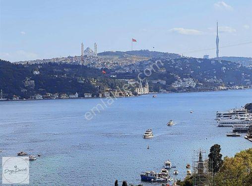 Beşiktaş Bebek'te Muhteşem Konumda Manzaralı Satılık Arsa