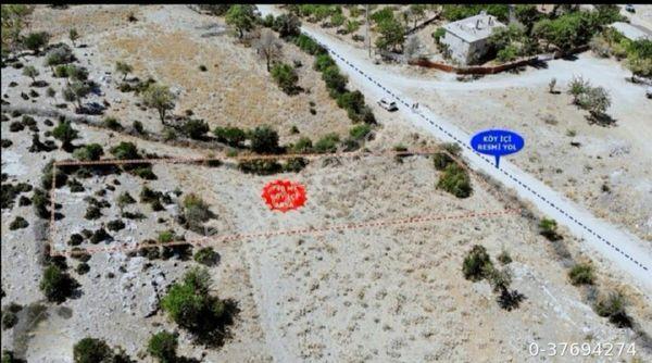 Sahibinden Geyikli ye 5km uzaklıkta imarlı arsa
