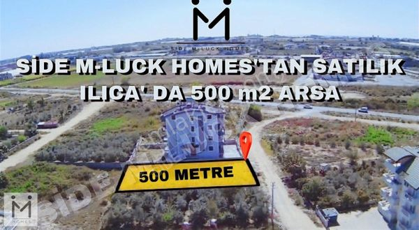 ILICA ALYANS DÜĞÜN SALONU ARKASI 3 KAT/0.60/500M2