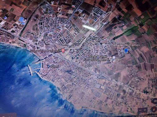 SİLİVRİ ALİBEY 6 KAT İMARLI KONUT ARSASI 3.600 M2