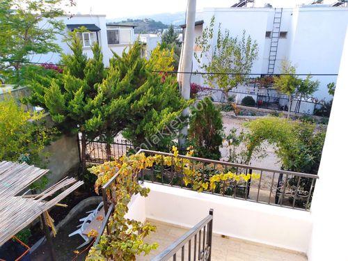 Bodrum Bitez'de ACİL SATILIK 2+1 Üst Kat Balkonlu Daire