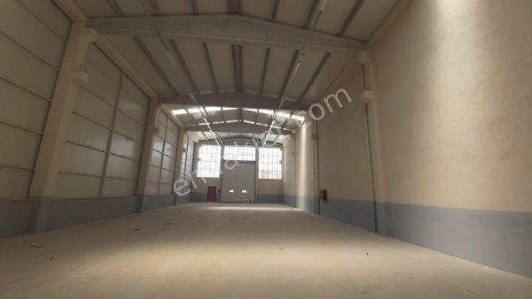 Büsan Civarında 1280 M2 Bahçeli, 500'lük Fabrika Satılıktır.