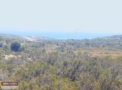İzmir Çeşme Alaçatı Deniz Manzaralı Yatırımlık Fırsat Arazi