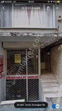 Nişantaşında 7500 Lira kira getirili 3 Katlı Dükkan Satılık