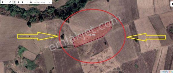 Kocaeli Karamürsel Kızdebent Köyünde Satılık 4769 M2 Tarla