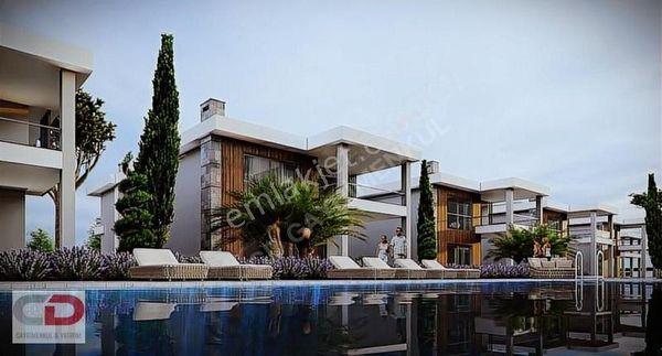 İzmir SASALI da Gültekin İnşaat Güvencesi SATILIK Projeden Villa