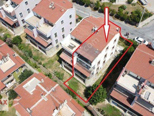 Çanakkale Barbaros Site İçi Satılık 4 Katlı Lüks Villa!