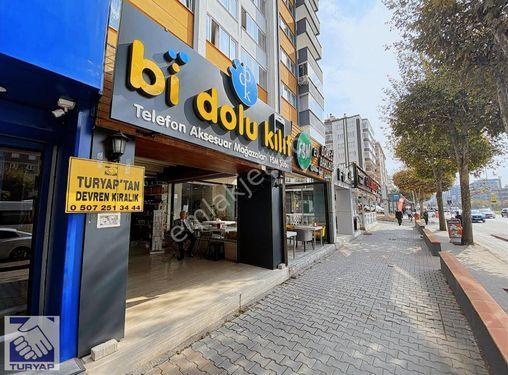 TURYAP NİLÜFER'DEN FSM BULVARI'NIN EN HAREKETLİ NOKTASINDA