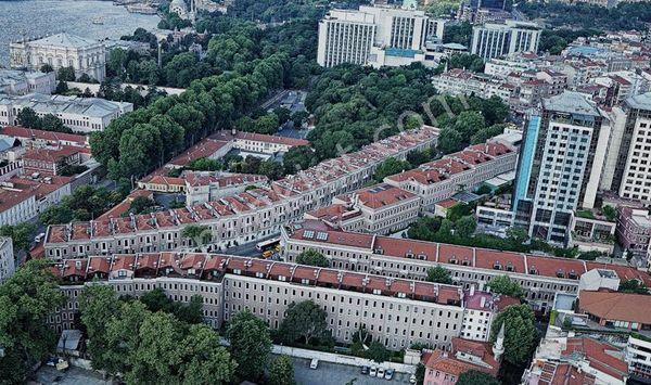 Beşiktaş Akaretler Sıraevlerde Triplex Villa
