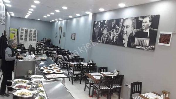 Hakim35 Gayrimenkul 'den  Karşıyaka Çarşı'da Devren Faal Restoran