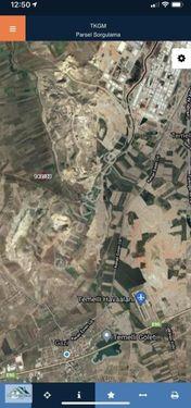 Başkent Organize Sanayi Karşısında 1209 m2 Yatırımlık Hisse